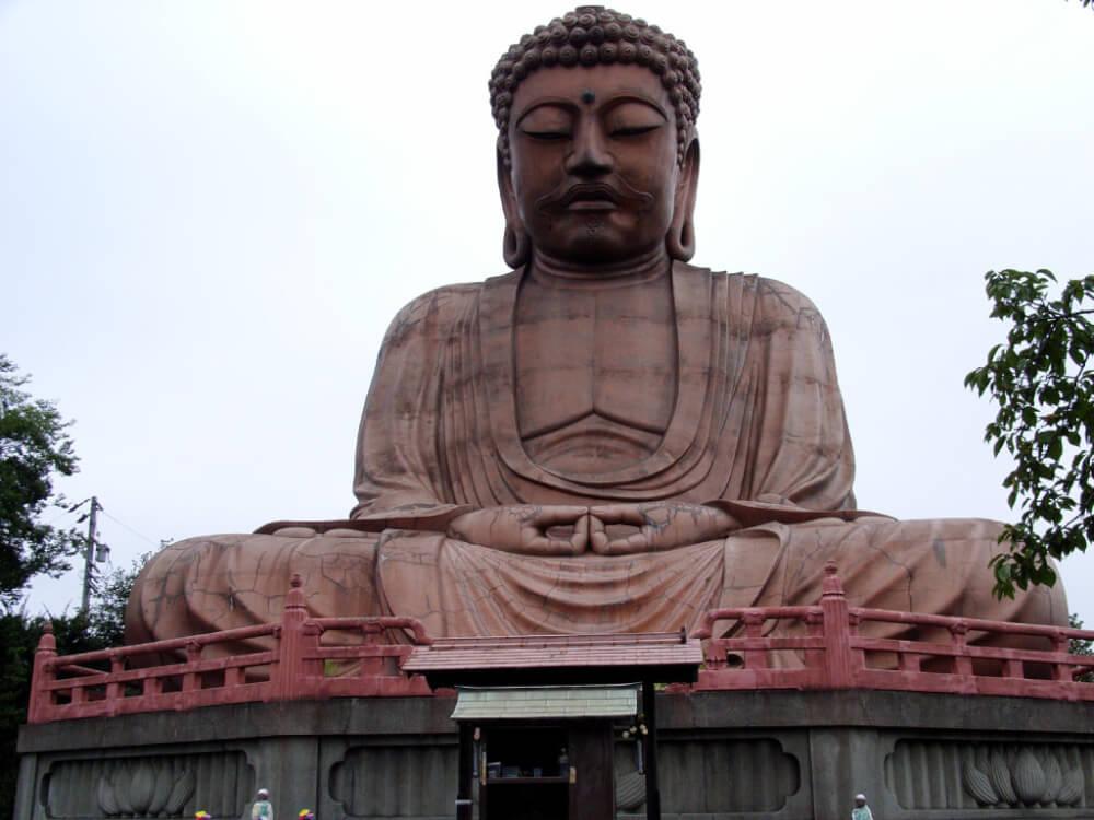 聚楽園(東海市/大仏、観光、公園)