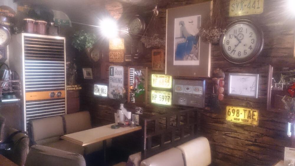 喫茶店「Pamoja」