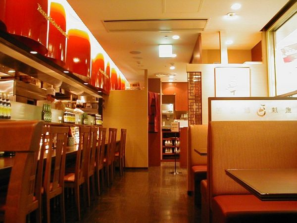 想吃担担面(シャンツーダンダンミェン)(名古屋駅/タンタン麺&中華料理)