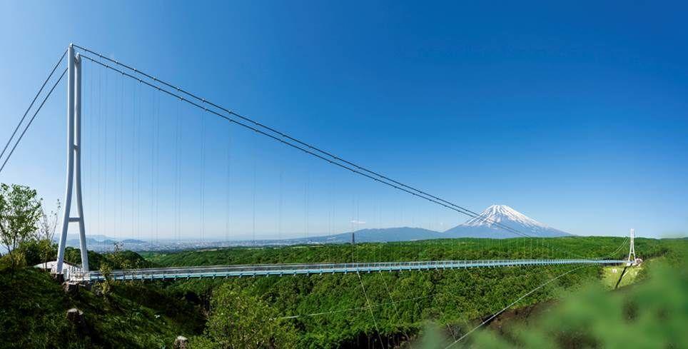 三島スカイウォーク (三島市 観光)