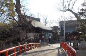 松戸神社(千葉県松戸市、神社)