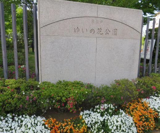 東松戸ゆいの花公園(千葉県松戸市/観光)