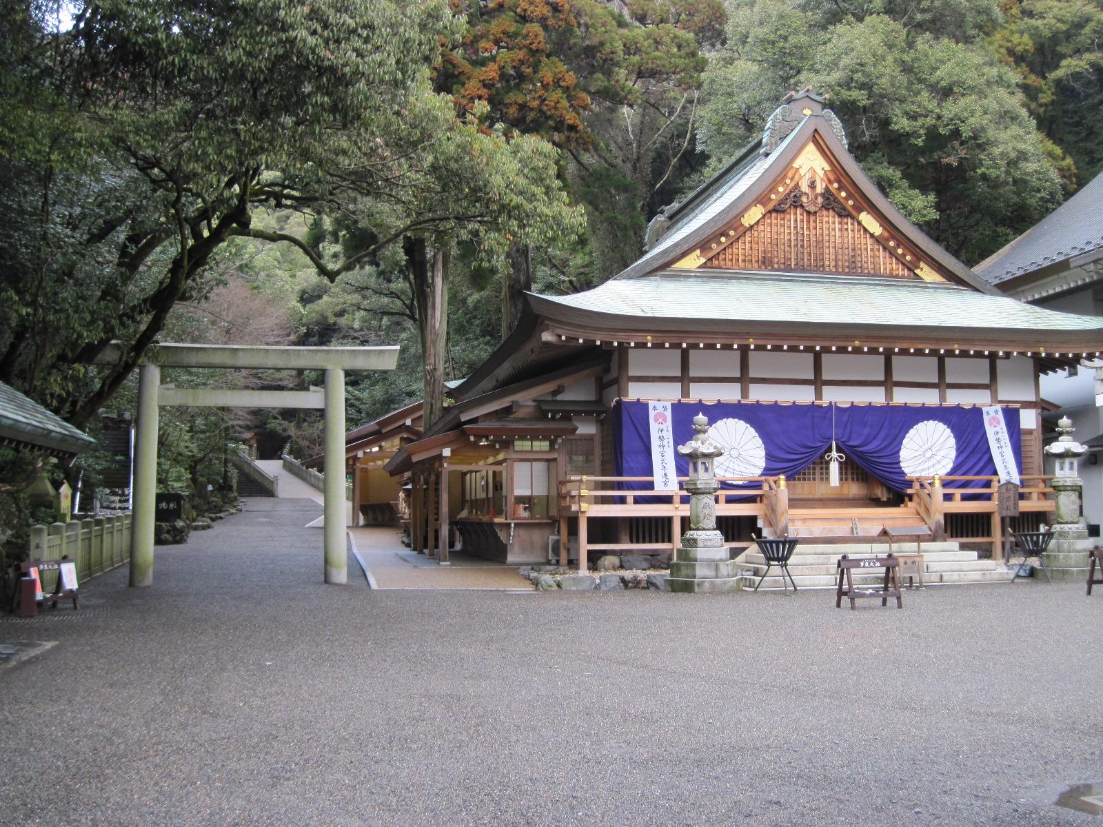 多度大社(桑名・神社)