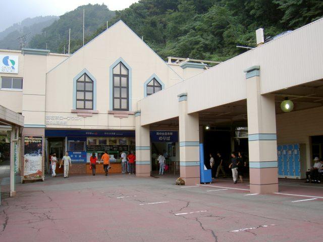 御在所ロープウェイ湯の山温泉駅