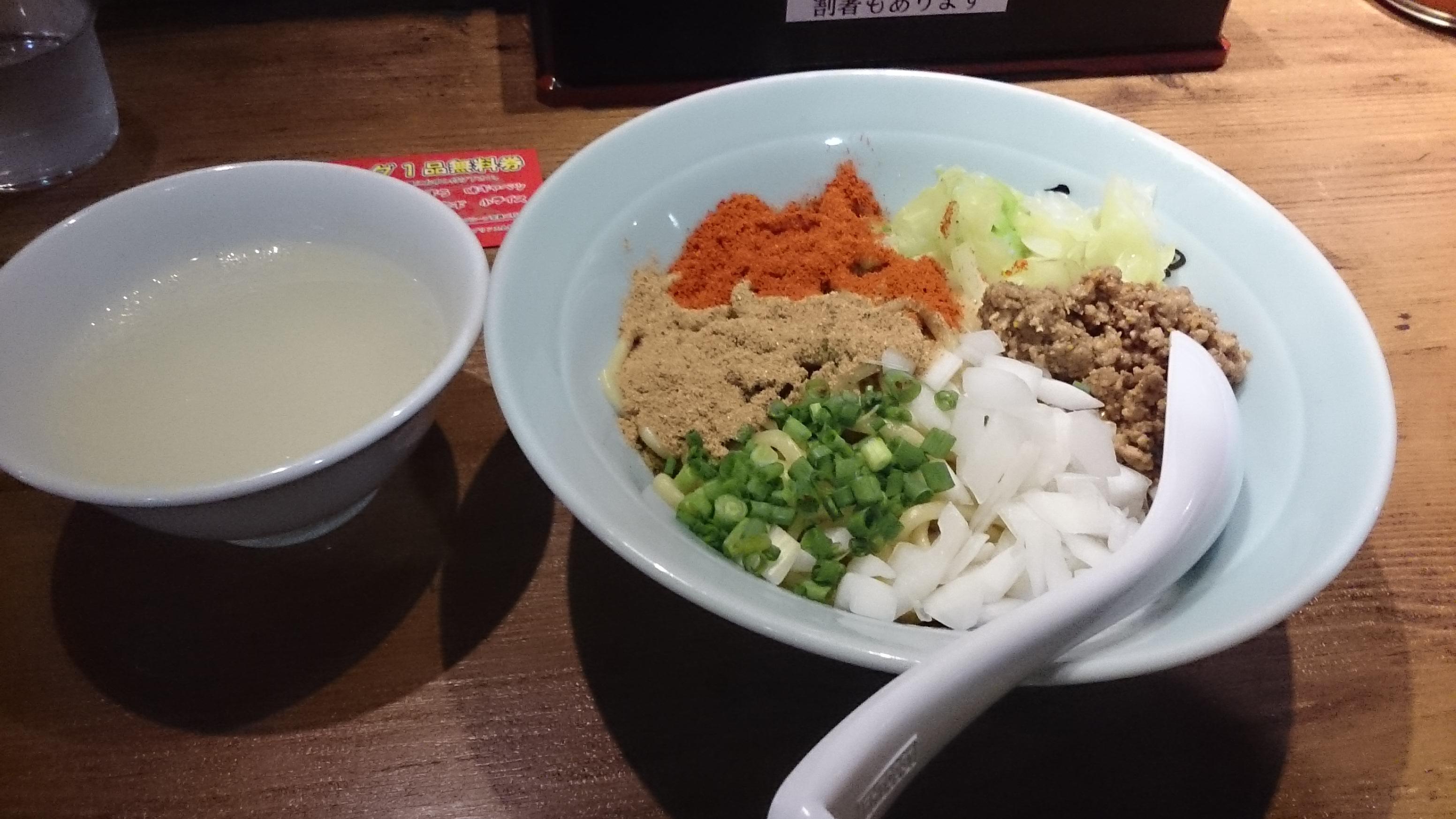 麺屋千晃 (新横浜/ラーメン)