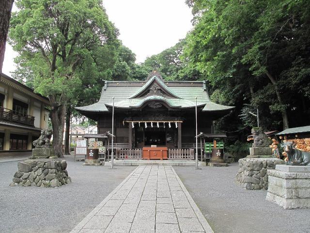谷保天満宮(東京都国立市/観光)