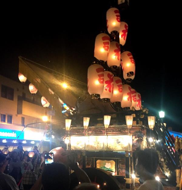 桑名石取祭(桑名・祭り)