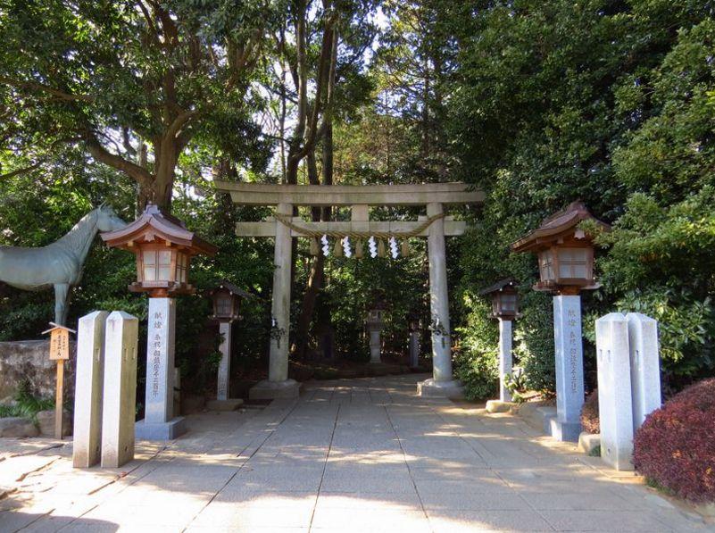 千葉県/諏訪神社