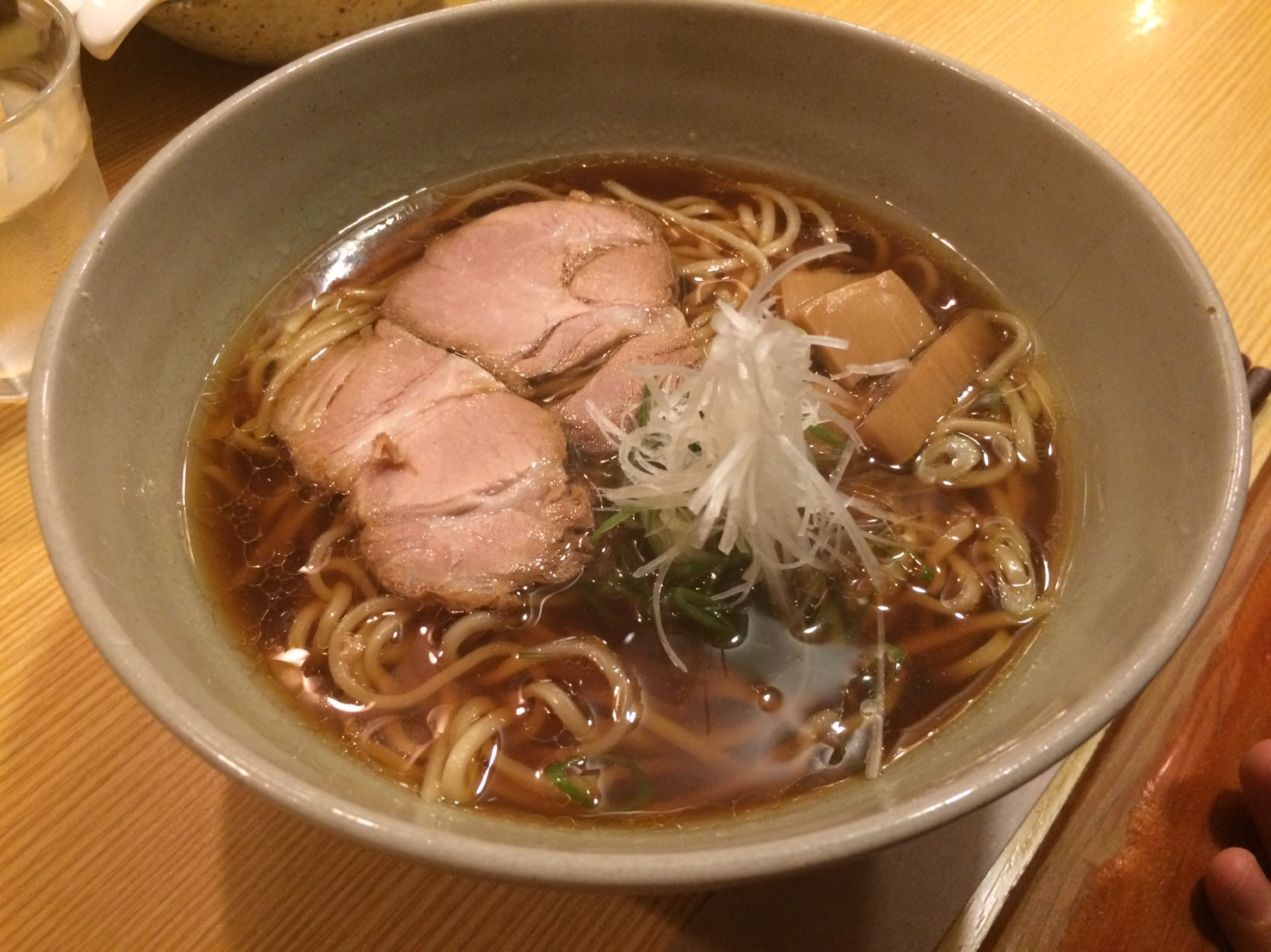 山崎麺二郎(京都市中京区/ラメーン)