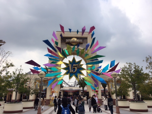ユニバーサルスタジオジャパン( 大阪市/テーマパーク、USJ)