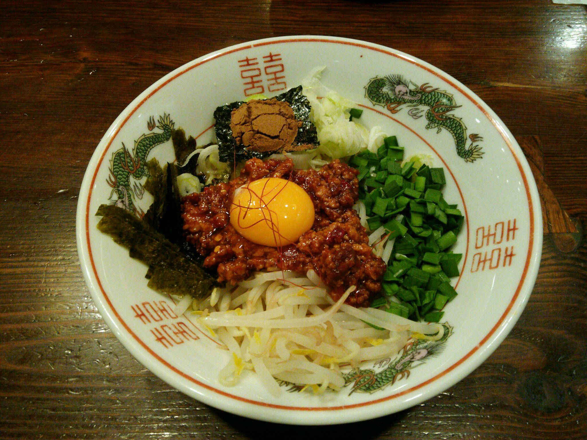 元祖熟成細麺 香来 壬生本店(京都市中京区/ラーメン)