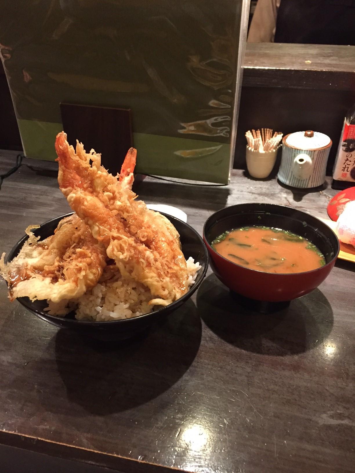 お食事処とよ常(別府/天丼・海鮮)