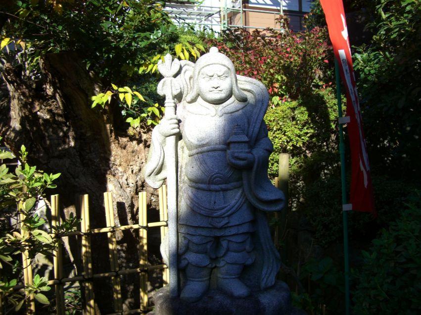 千葉県/松戸七福神めぐり医王寺