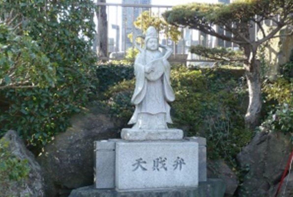 華厳寺(千葉県松戸市/松戸七福神めぐり)