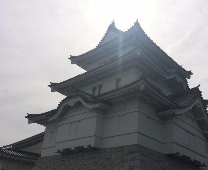 「千葉県立関宿城博物館」(千葉県流山市)