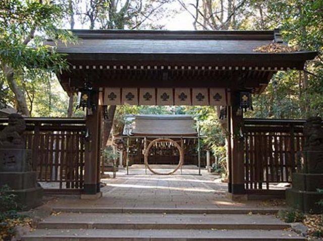 諏訪神社(千葉県流山市/神社)