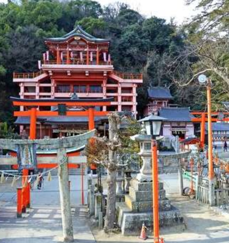 草戸稲荷神社(広島県福山市/神社)