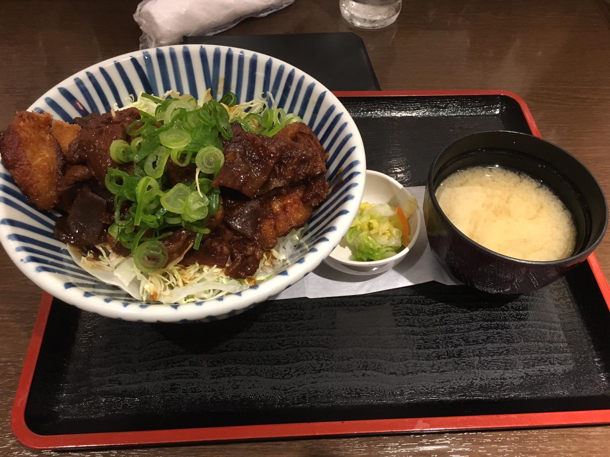 キッチンなごや (JR名古屋駅、とんかつ)