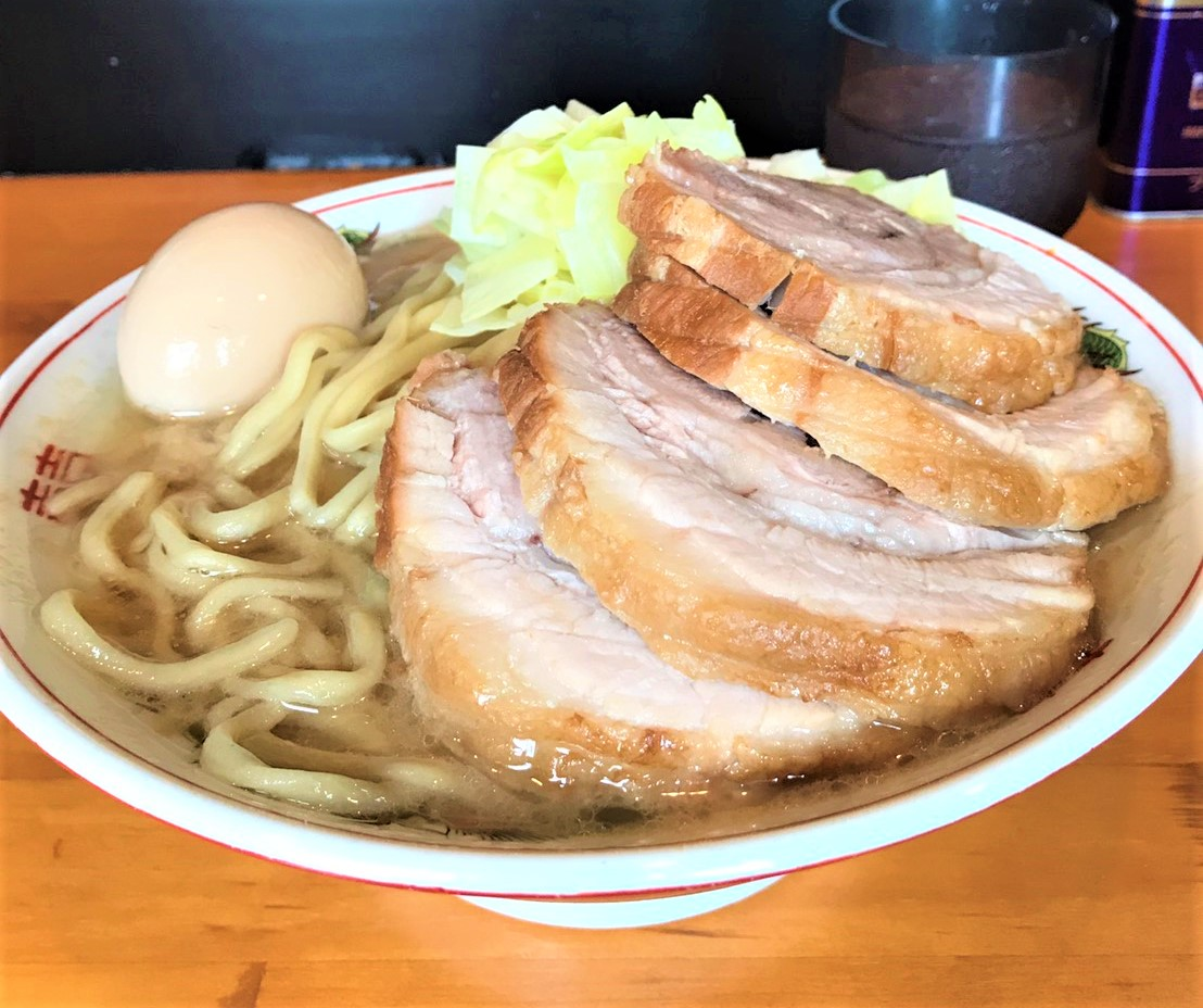 ファットン (白楽/ラーメン)