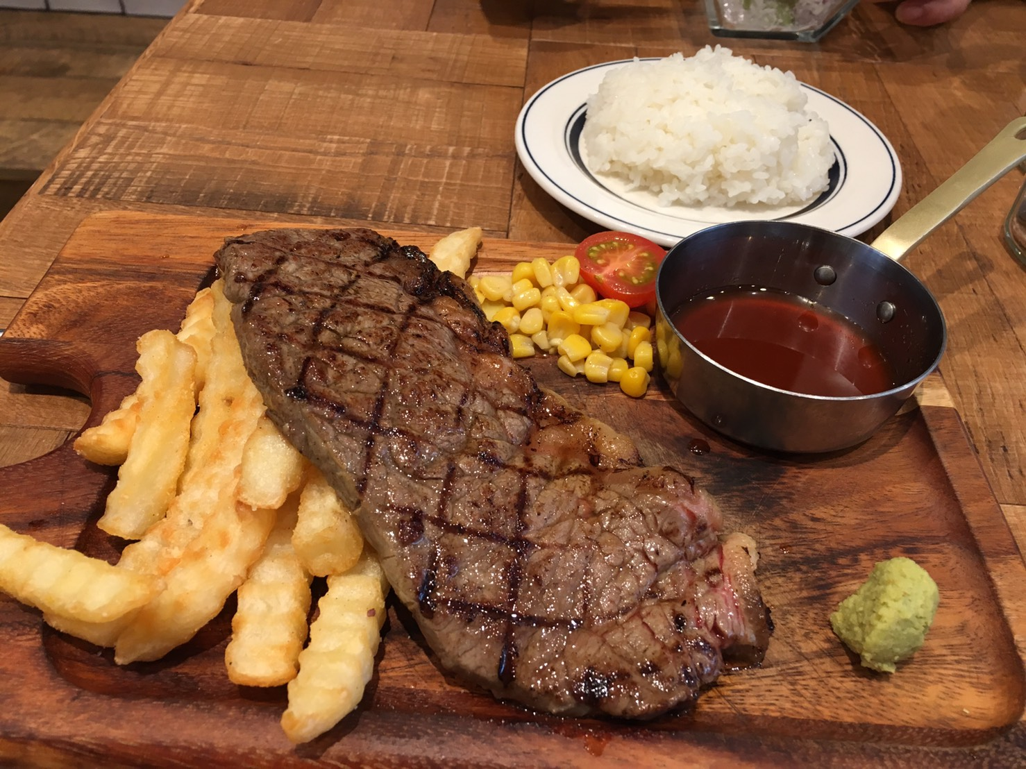 肉が旨いカフェ NICK STOCK(南区/カフェ)