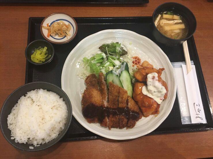 みやこ食堂/(京都市上京区 大衆食堂)