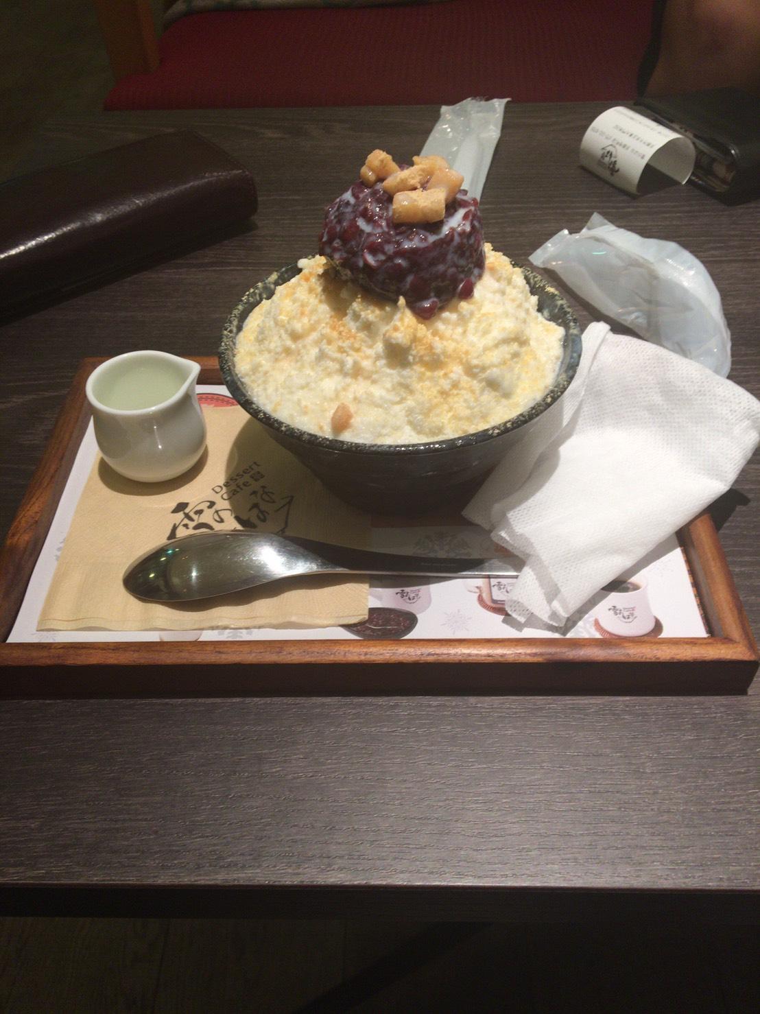 雪のはな 京都寺町店(京都市中京区/ カフェ・スイーツ)