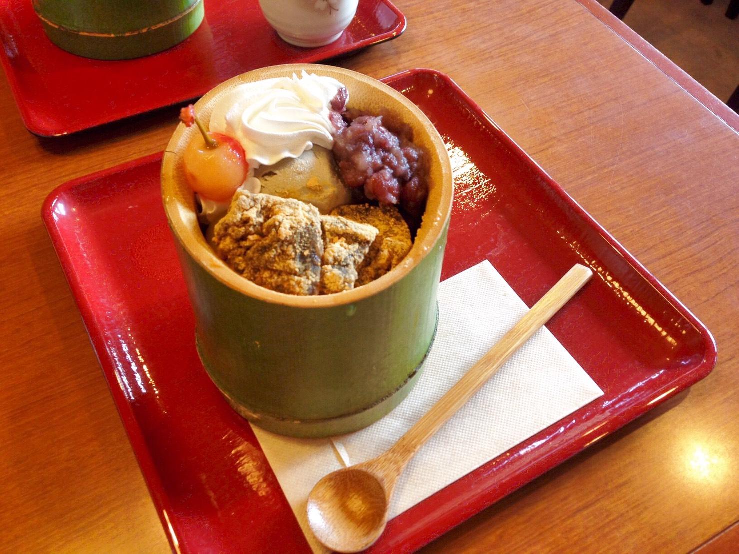 京都嵐山 稲 (豆腐料理・湯葉料理)