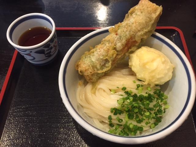 讃岐うどん けんたろう(熊本県八代市)