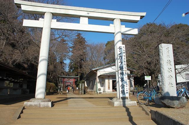 茂呂神社(千葉県流山市/神社)