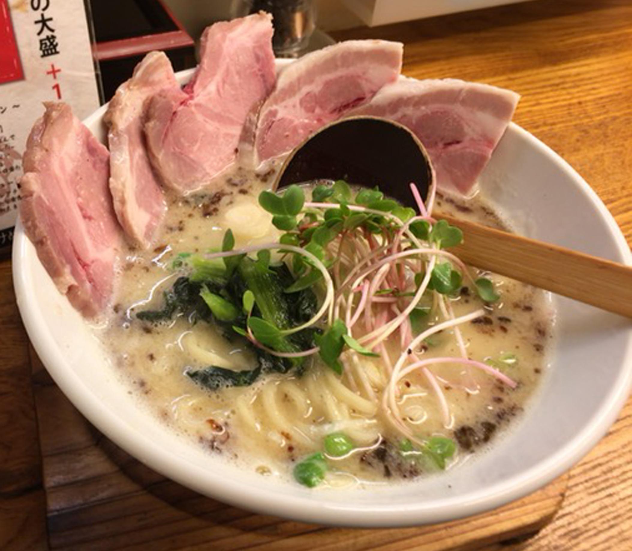 麺や 鳥の鶏次(堺市北区/ラーメン)