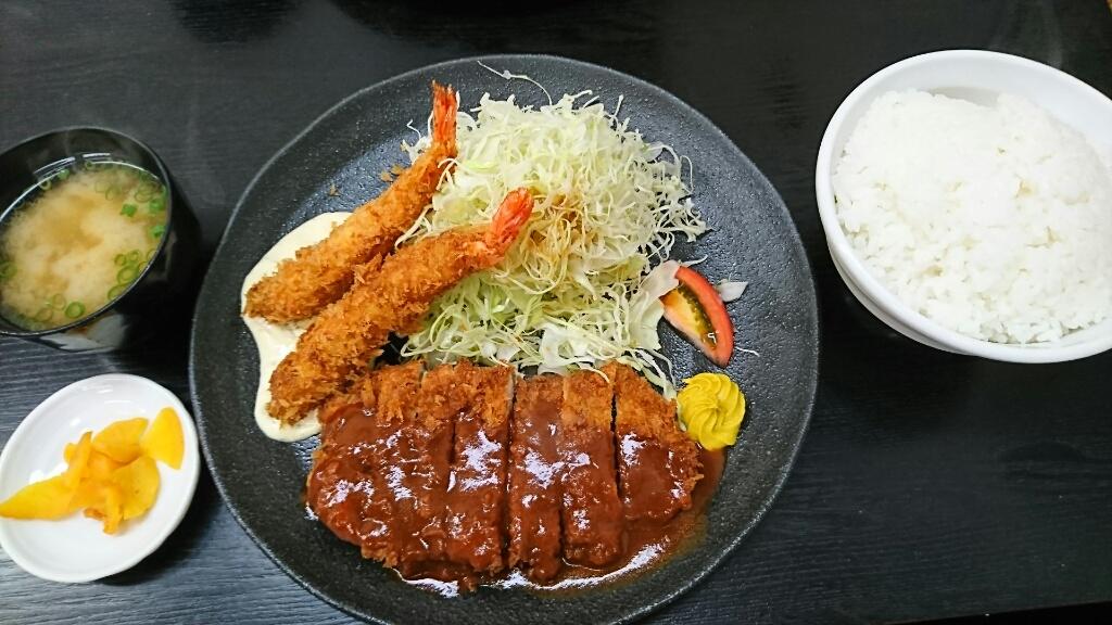 味の店一番(堺市北区)/とんかつ・洋食専門店