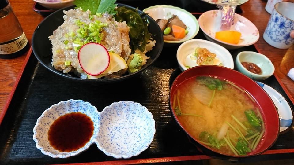 おさかな処さわ (勝浦市/魚料理)