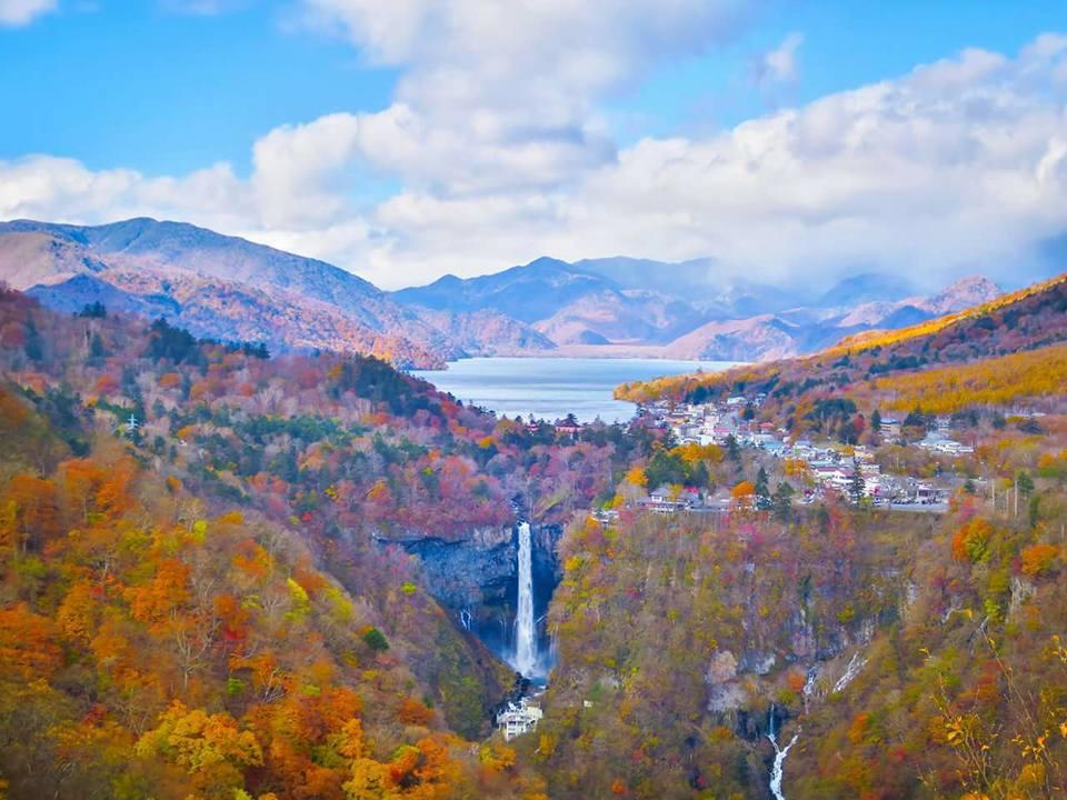 華厳の滝(栃木県/日光市)