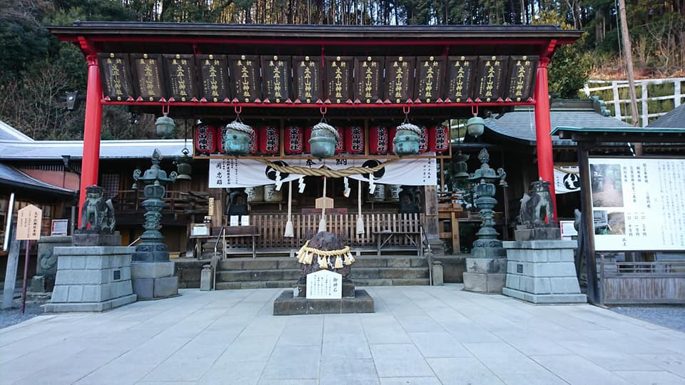 太平寺神社(栃木県/栃木市)