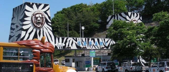 群馬サファリパーク(富岡市/動物園)