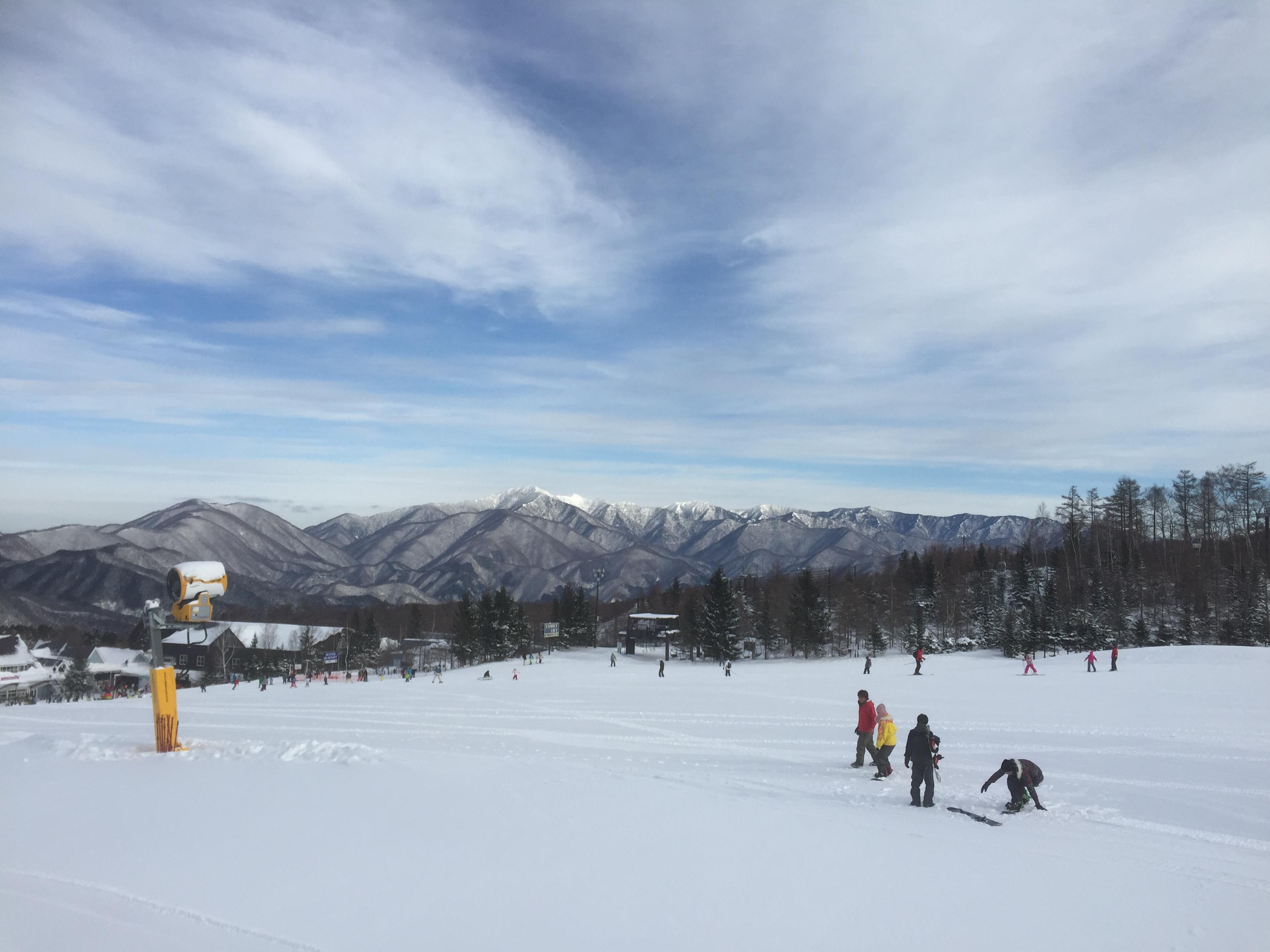 ハンターマウンテン塩原(スキー場/栃木県那須塩原市)