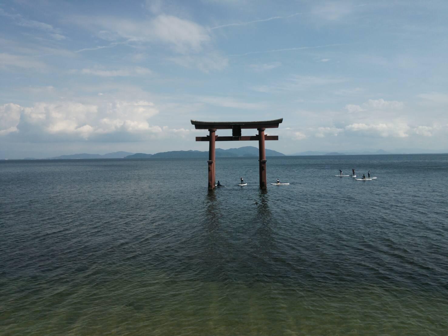 白髭神社(滋賀県高島市)