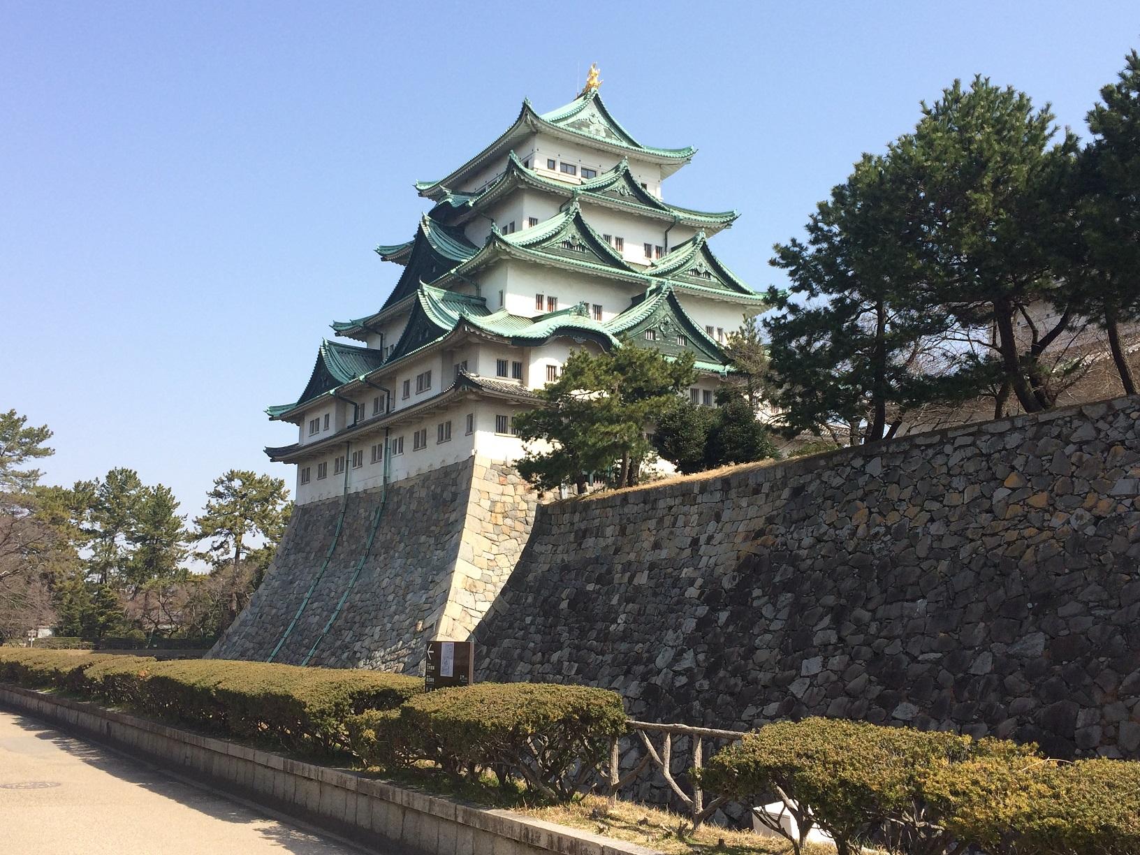 愛知でお城巡り🏯&食べ歩き🍦(愛知県)
