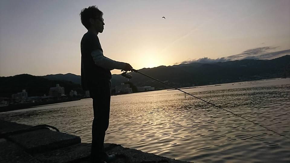 静岡の釣り旅 (伊東/熱海)