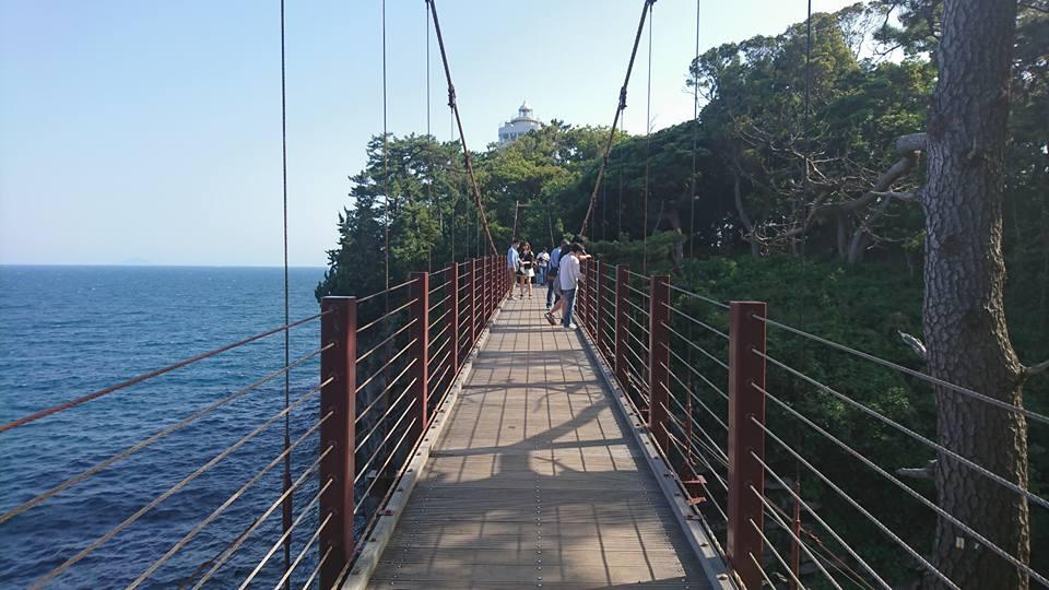 城ヶ崎海岸公園(静岡県伊東市)