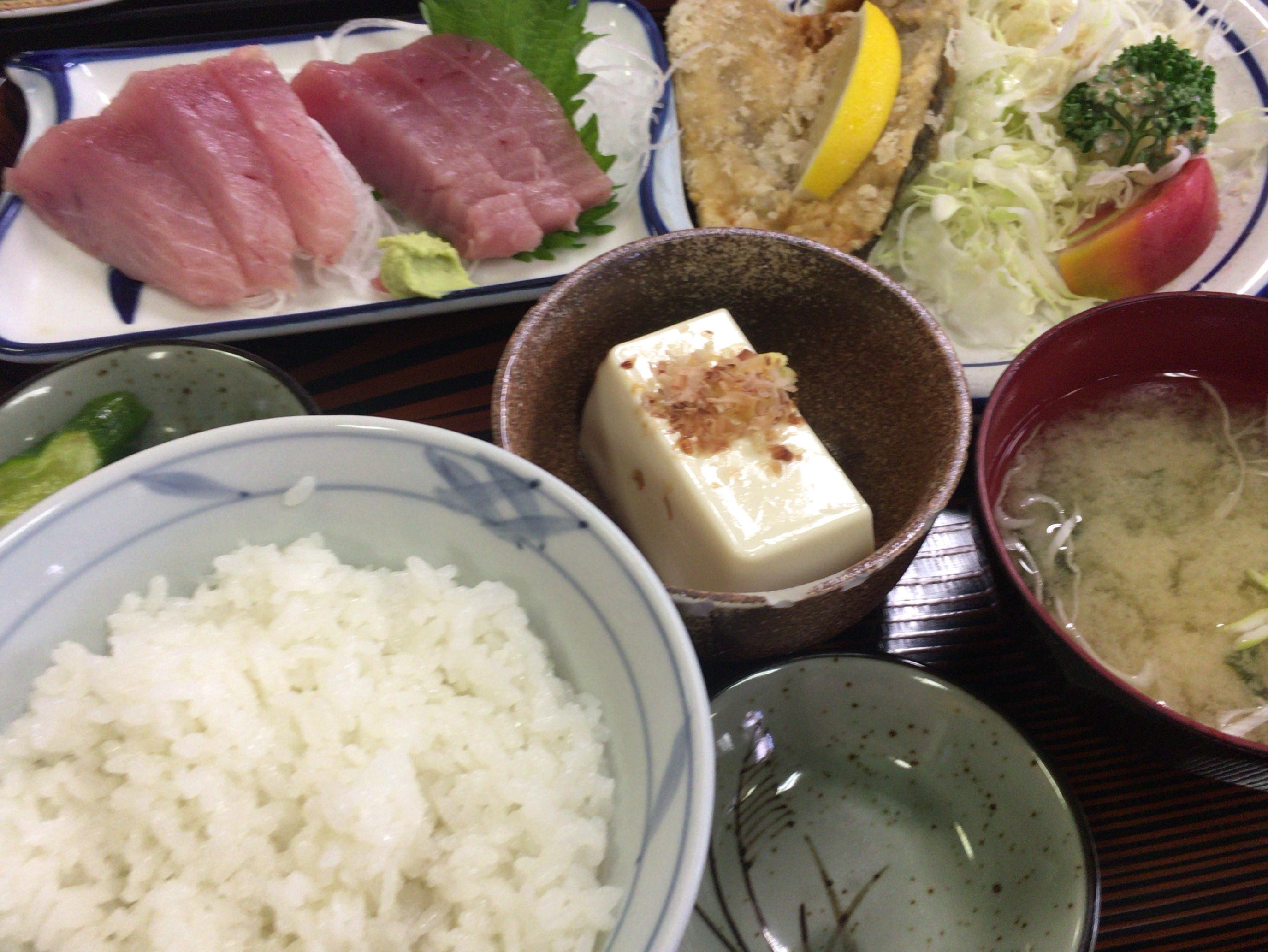 かつ美食堂(つくば市/食堂)