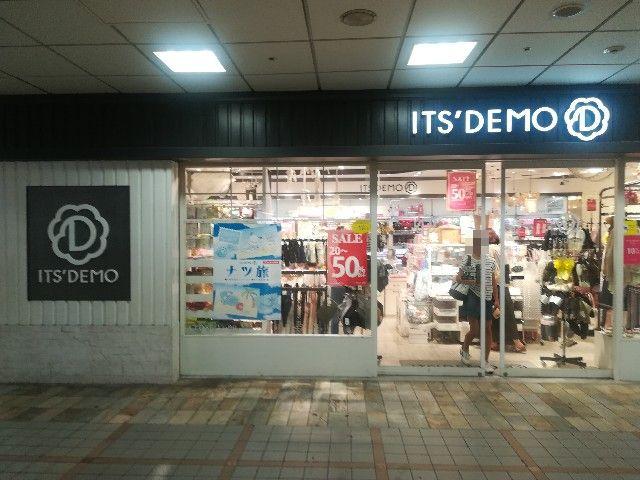 IT'SDEMO東武柏駅店(千葉県柏市/雑貨屋)