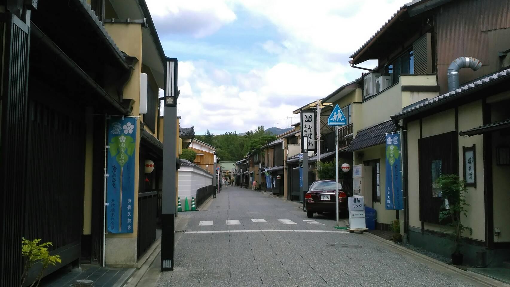 京都(上京区/上七軒)