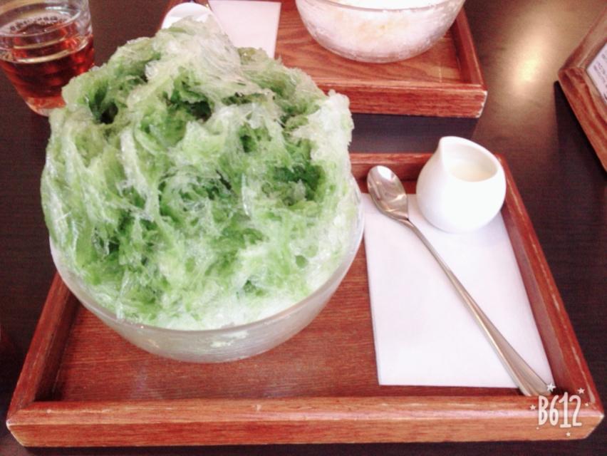 柏 三日月氷菓店(千葉県柏市/カキ氷)
