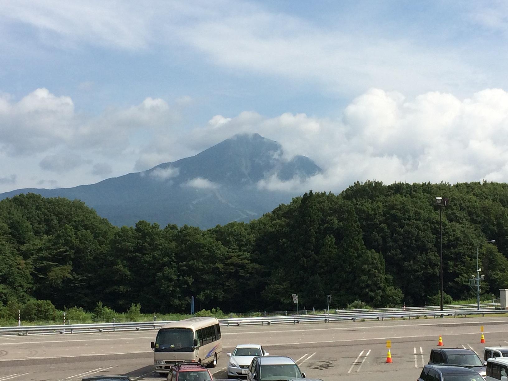 磐梯山へ日帰り登山🗻(福島県耶麻郡)