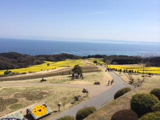あわじ花さじき(淡路島)