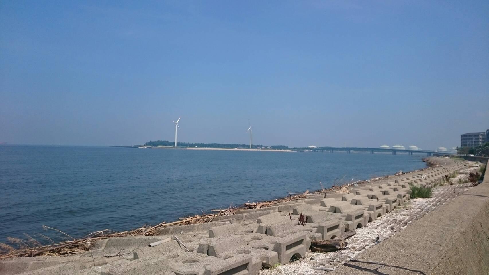 新舞子(愛知県知多市緑浜町)