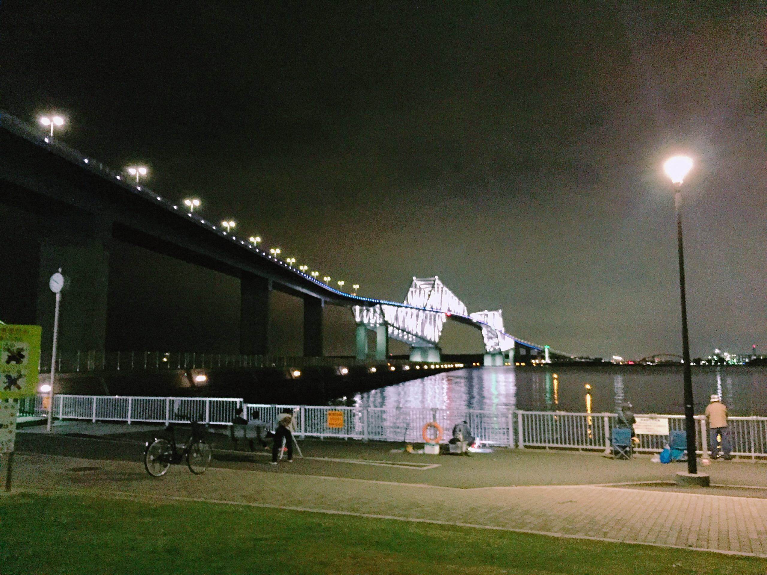 ゲートブリッジ・レインボーブリッジ 千葉市川から25分!!!