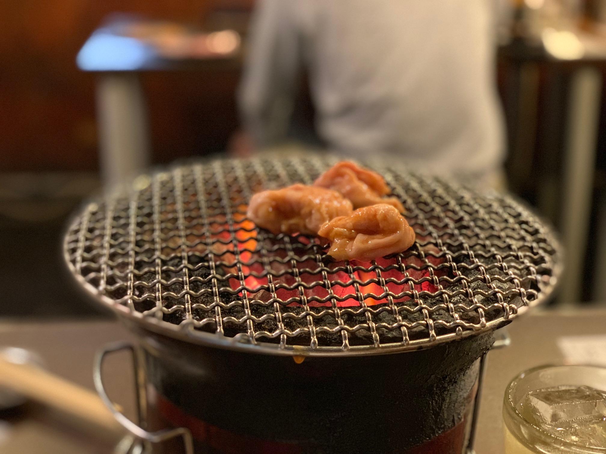 市川駅から12分!亀戸ホルモン青木!(都内グルメ/ホルモン・焼肉)