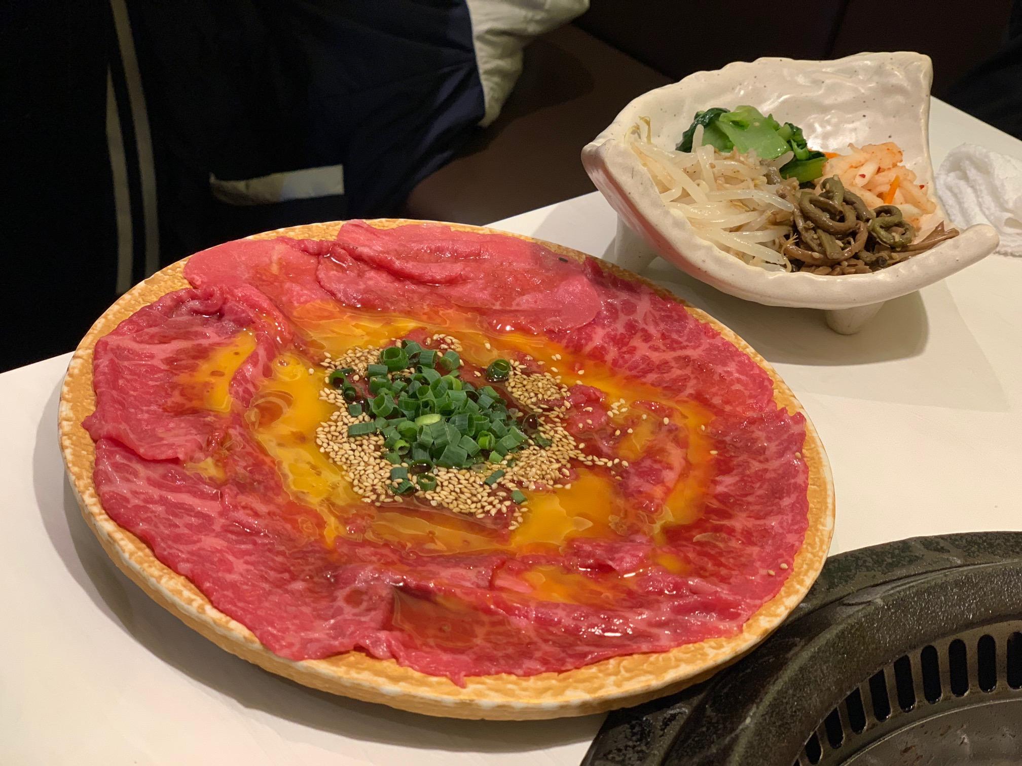王者のユッケ!肉フェス1位有名店!将泰庵(船橋/グルメ)